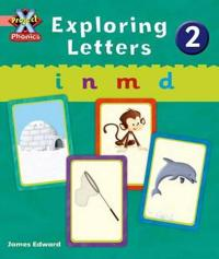 Project X Phonics Pink: Exploring Letters 2