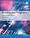 Building Java Programs plus MyProgrammingLab with Pearson eText, International Edition