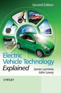 Electric Vehicle Technology Explained