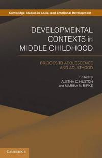 Cambridge Studies in Social and Emotional Development