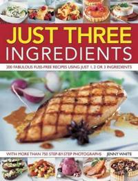 Just 3 Ingredients