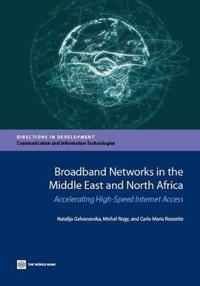 Broadband Networks in the Middle East and North Africa