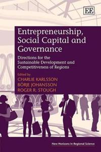 Entrepreneurship, Social Capital and Governance