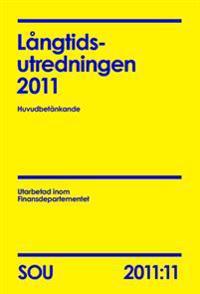 Långtidsutredningen 2011 : huvudbetänkande. SOU 2011:11