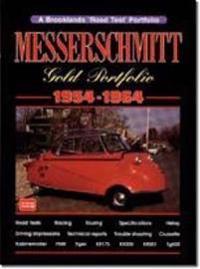 Mersserschmitt Gold Portfolio 1954-64