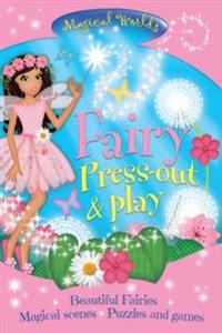 Magical Worlds Fairy Press-out & Play