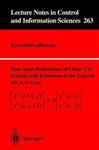State-space Realisations of Linear 2-D Systems with Extensions to the General nD (n > 2) case