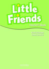 Little Friends: Teacher Book