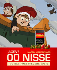 Agent 00 Nisse og det fortryllede spejl