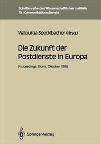 Die Zukunft der Postdienste in Europa