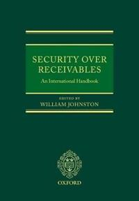 Security Over Receivables