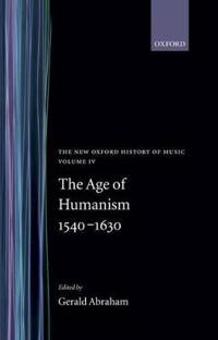 Age of Humanism, 1540-1630