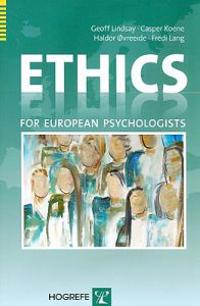 Ethicsa For European Psychologists