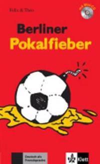 Berliner Pokalfieber (Stufe 1) - Buch mit Mini-CD