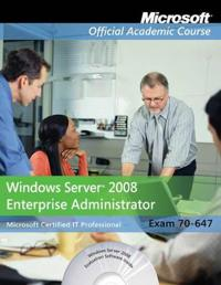 Windows Server 2008 Enterprise Administrator