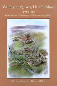 Wellington Quarry, Herefordshire 1986-96