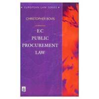Public Procurement Law of the E.C