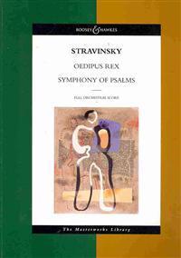 Oedipus Rex/ Symphony of Psalms