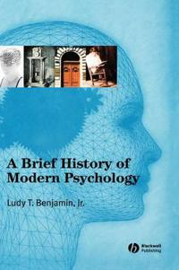 Brief History of Modern Psych