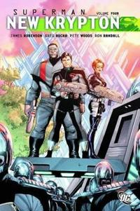 Superman New Krypton 4