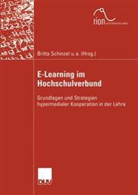E-Learning im hochschulverbund