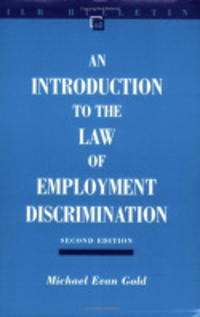 An Introduction to the Law of Employment Discrimination