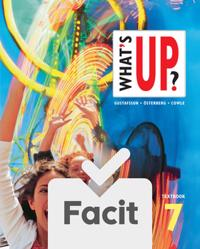 What's up?. 7, Elevfacit