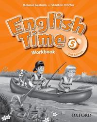 English Time: 5: Workbook