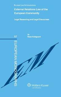 External Relations Law Of The European Community
