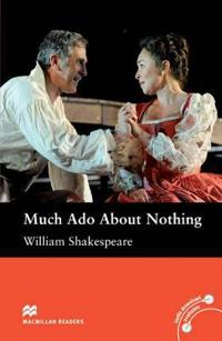 Macmillan Reader Level 5 Much Ado About Nothing Intermediate Reader (B1+)