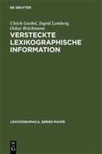 Versteckte Lexikographische Information