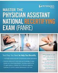 Master the Physician Assistant National Recertifying Exam (Panre)