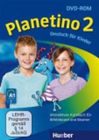 Kopp, G: Planetino 2/Interaktives Kursbuch