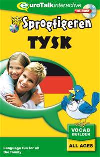 Vocabulary Builder - German