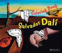 Coloring Book Dali