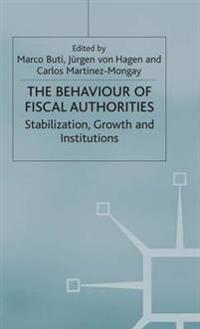 The Behaviour of Fiscal Authorities