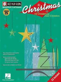 Christmas Jazz: 10 Christmas Jazz Classics [With CD (Audio)]