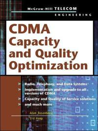 Cdma Capacity and Quality Optimization