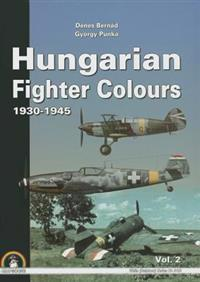 Hungarian Fighter Colours 1930-1945