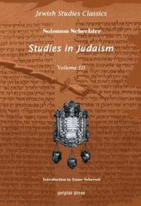 Studies in Judaism