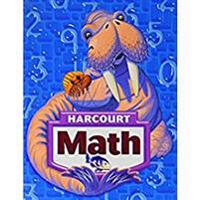 Harcourt School Publishers Math: Student Edition Grade 3 2007