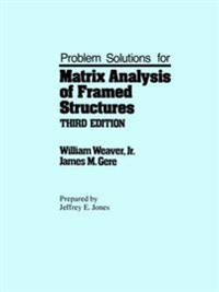 Problem Solutions for Matrix