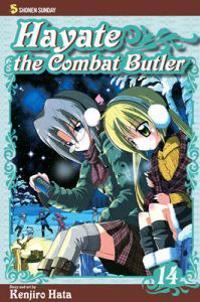 Hayate the Combat Butler, Vol. 14