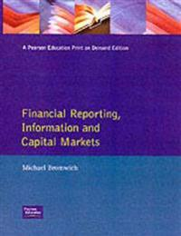 Financial Reporting Information And Capital Markets