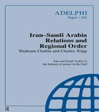 Iran-Saudi Arabia Relations and Regional Order