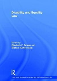 Disability and Equality Law