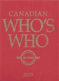 Canadian Who's Who 2010