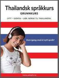 Thailandsk språkkurs Grunnkurs