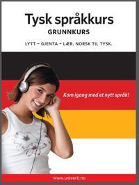 Tysk språkkurs Grunnkurs