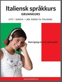 Italiensk språkkurs Grunnkurs